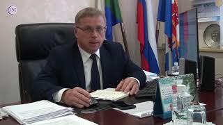 Поздравление главы Советско -Гаванского района Ю.И.Бухрякова с Днём знаний