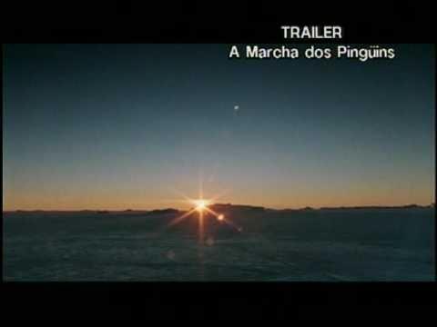 Trailer do filme A Marcha dos Pingüins
