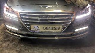 Покупка Авто.Hyundai Genesis.Обосрали Авто-Салон.Дерьмище!!!!!!!!