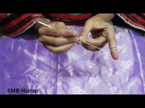 Dawoodi Bohra Topi Learning-Step 1 & 2