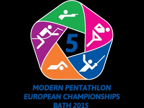 Modern Pentathlon European Champs 2015 - Day 6 - Women's Fin