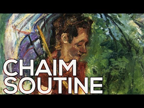 Chaim Soutine: A collection of 561 paintings (HD)