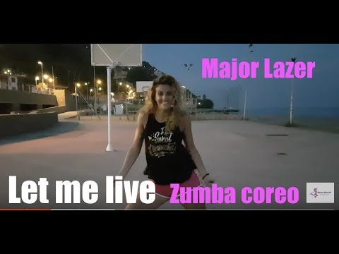 Let Me Live (feat. Anne-Marie & Mr Eazi) - Rudimental x Major Lazer -Zumba Fitness