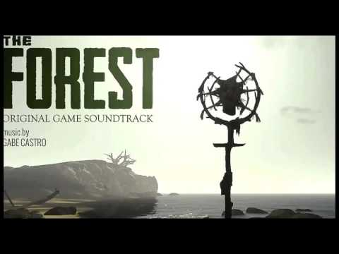 The Forest Original Game HD Menu Theme Version D'1 Heure / 1 Hour Version