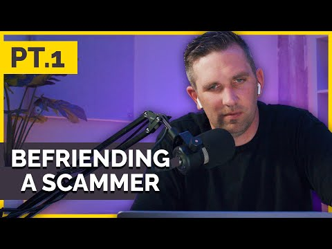 Befriending a Scammer in India | The Other Line Chapter 1
