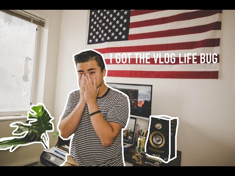 Vlog life has gotten to me... University of Oregon