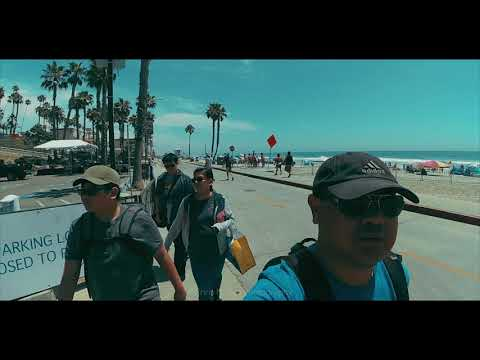 Oceanside California 4K