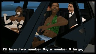 GTA:SA but everything is Randomised   Any% NMG Rainbomizer Mod Speedrun   Part 1