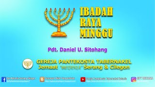 Download IBADAH RAYA MINGGU, 11 APRIL 2021  - Pdt. Daniel U. Sitohang
