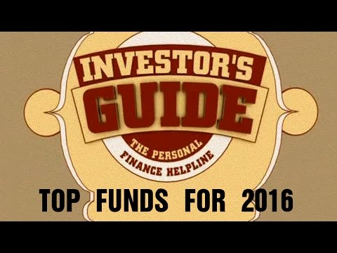 Top Funds For 2016 | Investor's Guide