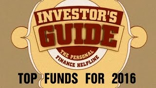 Top Funds For 2016 | Investor