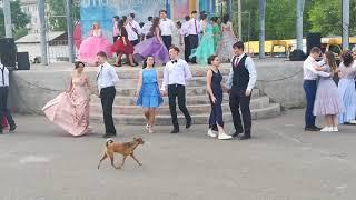 Вальс 11  класс город Сорск
