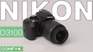 Nikon D3100 Kit 18-55mm - зеркалка для начинающего фотографа - Видеодемонстрация от Comfy