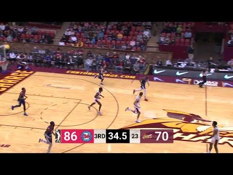 Ante Zizic (19 points) Highlights vs. Long Island Nets