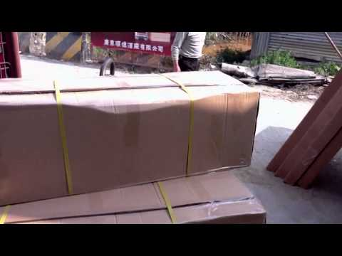 Shipment consolidation in Guangdong province