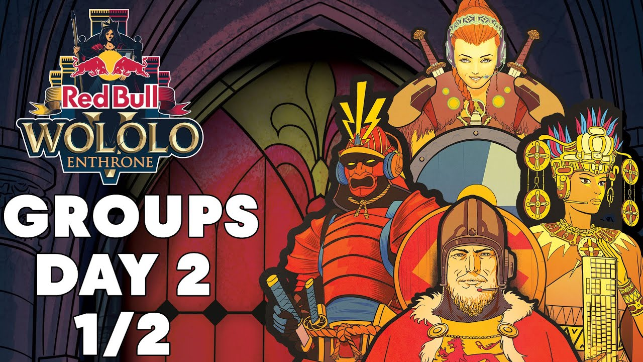 Download GROUPS - Day 2, Part 1   Red Bull Wololo V
