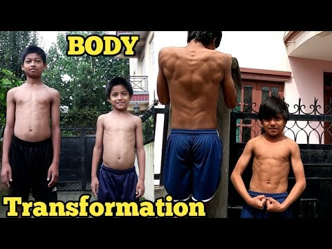 Natural Body Transformation at Home!!!! | No Gym | No Equipment | Workout | Aayush & Abhay