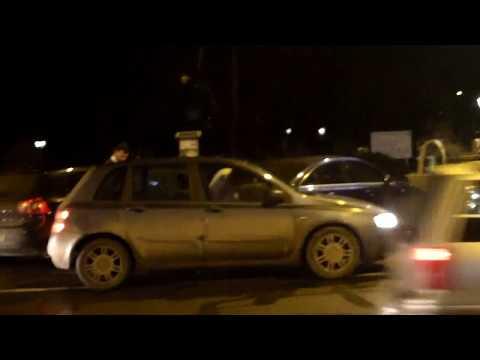 Poliția din Brașov te pune sa-ți cureți numărul de mașină - Curaj.TV
