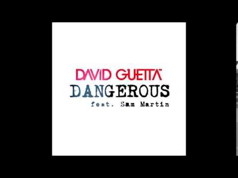 David Guetta - Dangerous (Official audio) ft Sam Martin