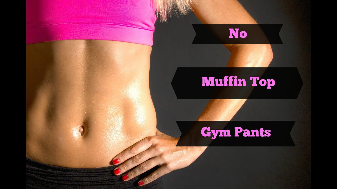 My Favorite Slimming Yoga Pants| No Muffin Top! - YouTube