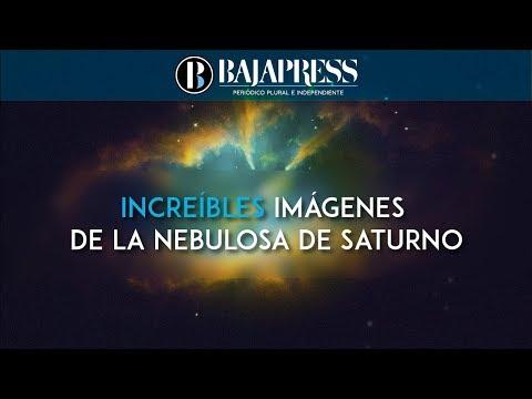 Espacio | Increíbles imágenes de la Nebulosa Saturno son captadas por primera vez