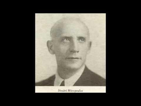 Prokofiev Piano Concerto No. 3 (Mitropoulos, 1946)