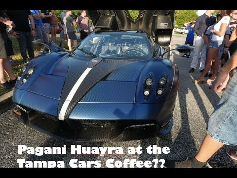 Pagani Huayra, Ford GT - Is Schmee here??? Caffeine and Cars Review