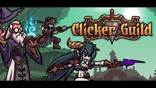 Clicker Guild - Primeiras Impressões