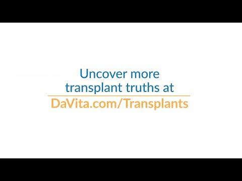 4 Myths About Transplants