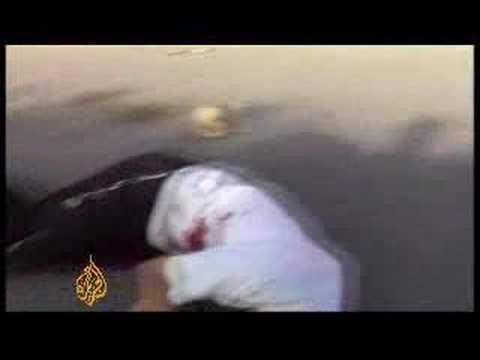 Palestinians Killed In Israeli Raids Into Gaza - 16 April 08