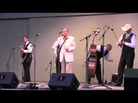 Larry Sparks sings The Last Suit You Wear at Blue Ridge Music Center