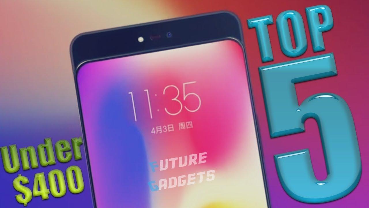 Top 5 BEST Smartphones Under Rs.30,000 ($400) in 2018