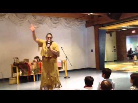 Narragansett indian show