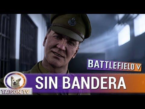 """Battlefield V """"SIN BANDERA"""" - HISTORIAS DE GUERRA"""