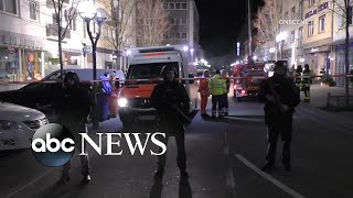 Investigation into deadly shootings in Germany l ABC News