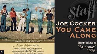 """Joe Cocker """"You Came Along"""" from album """"Stingray"""" 1976"""