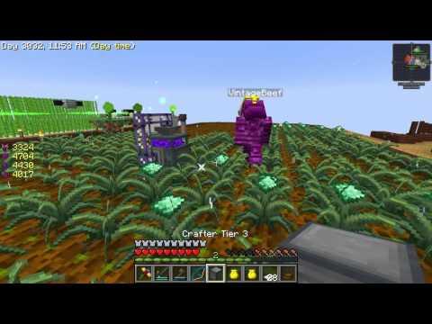 Minecraft - Sky Factory #53: Auto Crafting
