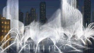 Дубай. Танцующие фонтаны. Dubai. Dancing fountains.(Дубай. Танцующие фонтаны в Дубае. Танцующие фонтаны в Дубае видео. Танцующие фонтаны в Дубае музыка. Танцующ..., 2016-01-18T15:23:47.000Z)