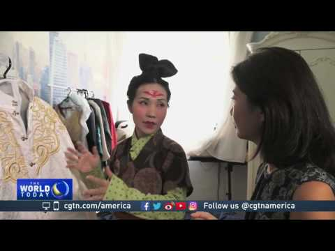 Singapore group revives traditional Chinese dress