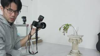 動画内ではワイヤレスのレリーズにYongNuo YN560TXを使用しておりますが...
