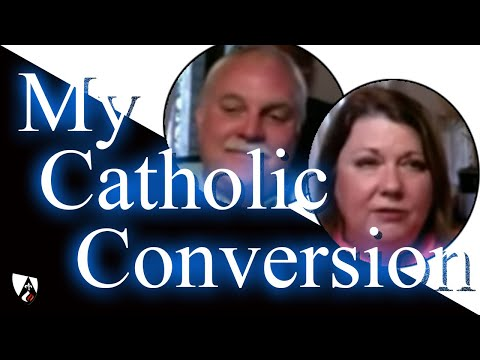 Protestant Converts Jim and Julie Nicholson on 'My Catholic Conversion'