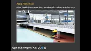 Keyence Area Safety Scanner SZ Introduction
