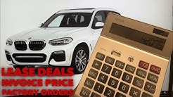 NEW BMW X3 Negotiation Tips. (Lease Deals, Invoice Price, Factory Orders) (MA Car Broker)