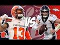 Cleveland Browns vs Denver Broncos 10/21/21 NFL Pick and Prediction NFL Week 7 Picks