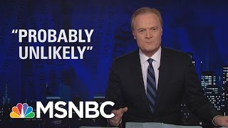 Lawrence: The Madman Is Still Loose In The White House | The Last Word | MSNBC