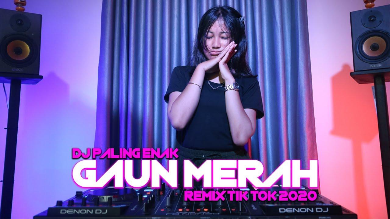 YANG KALIAN MAU !! DJ GAUN MERAH FULL BASS (REMIX TIK TOK VIRAL TERBARU 2020) Ft. DJ EVOLUSI