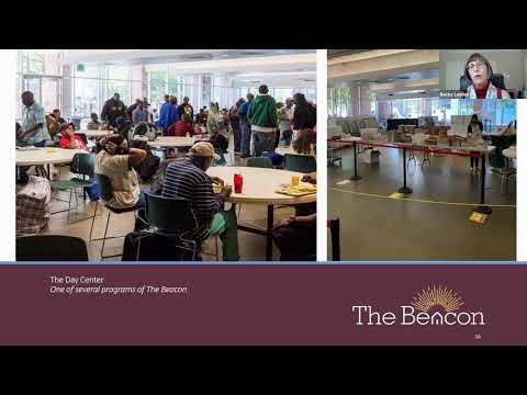 Speaker Series & Virtual Tour-  Becky Landes, CEO of The Beacon