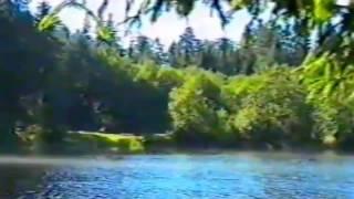 Гляжу в озера синие