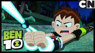 Ben 10 | Ben is trapped | Mutiny for the Bounty | Cartoon Network