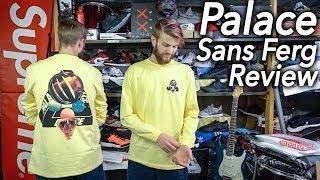Palace Skateboards Sans Ferg + XXXTentacion reaction